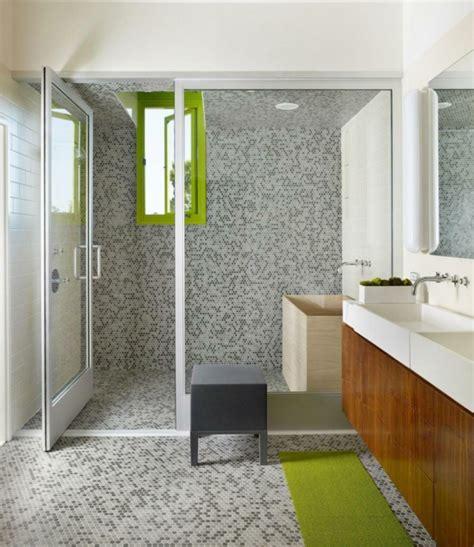 Kleines Bad Hohe Luftfeuchtigkeit by Badezimmerfliesen Im Blickfang 100 Ideen F 252 R Designs Und
