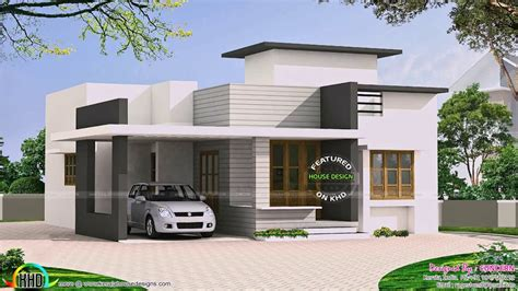 Home Design 3d Roof : Best Flat Roof House Design