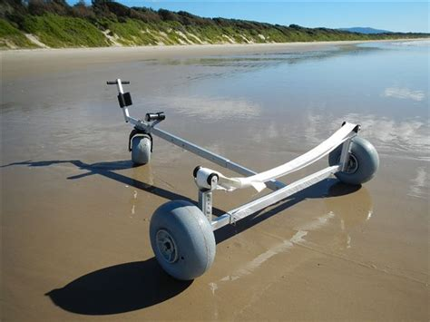 Boat Trailer Balloon Tires by Beachwheels Australia On The Much Easier