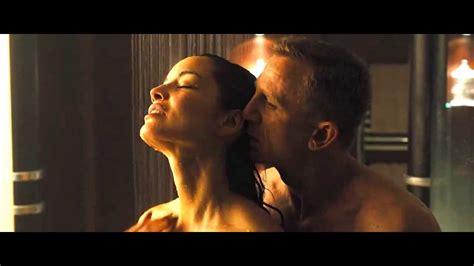 Super Model Berenice Marlohe Hot And Wet Shower Sex Scene
