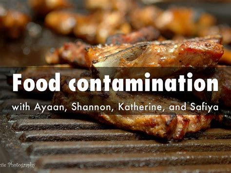 food contamination  ayaan