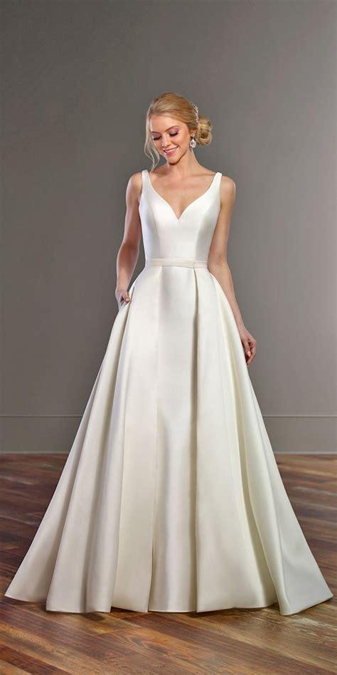 25+ Best Silk Wedding Gowns Ideas On Pinterest  Silk