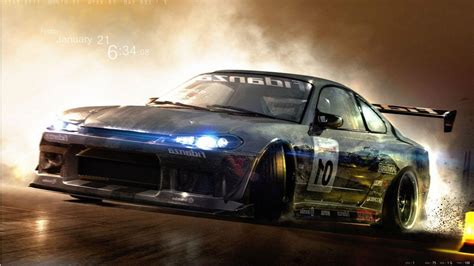 Drifting Cars Wallpapers