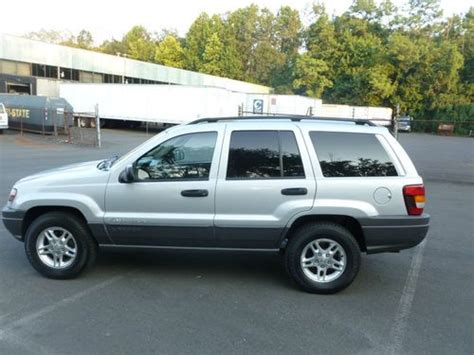 jeep cherokee sport 2002 sell used 2002 jeep grand cherokee laredo sport 4 0l in