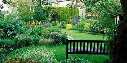 Gardening Garden October Gardens British English Cottage