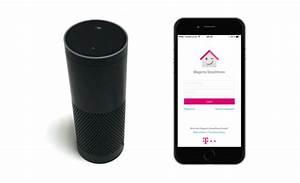 Magenta Smart Home Amazon Echo : magenta smarthome sprachsteuerung alexa jetzt als finale ~ Lizthompson.info Haus und Dekorationen