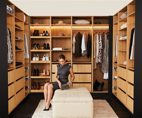 Walk In Wardrobe Design by Wardrobe Design Stylish Finishes Kinsman Kitchens
