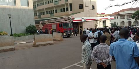 fire catches workers house  kampala theinsiderug