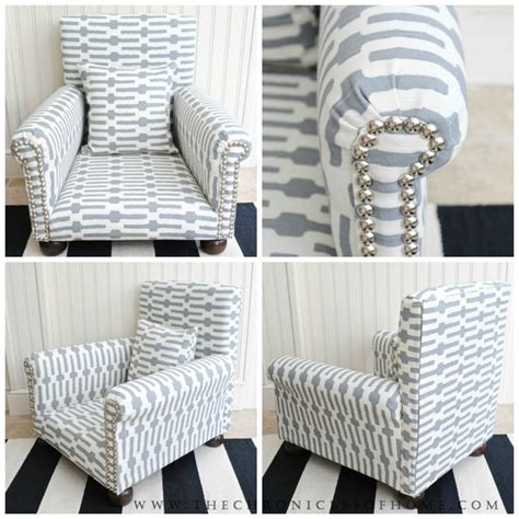 1000+ Ideas About Upholstering Chairs On Pinterest Chair