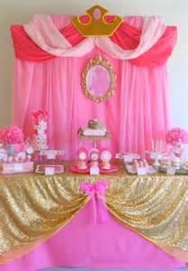 Disney Princess Themed Birthday Party Ideas