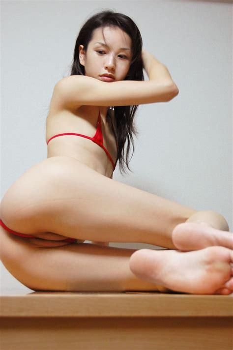 Epic Micro Bikini Girl Aura Shows Off Her Skinny Teen Body