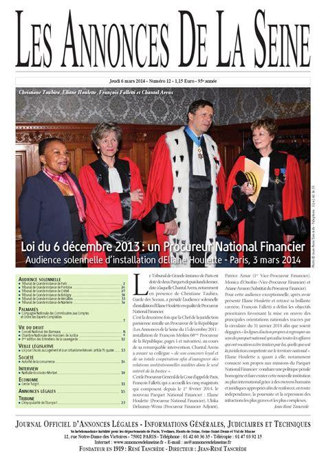 chambre de commerce nanterre edition du lundi 6 mars 2014 by annonces de la seine issuu