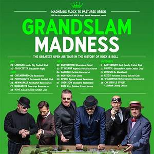 GRANDSLAM MADNESS - Doncaster, Doncaster Racecourse | Madness