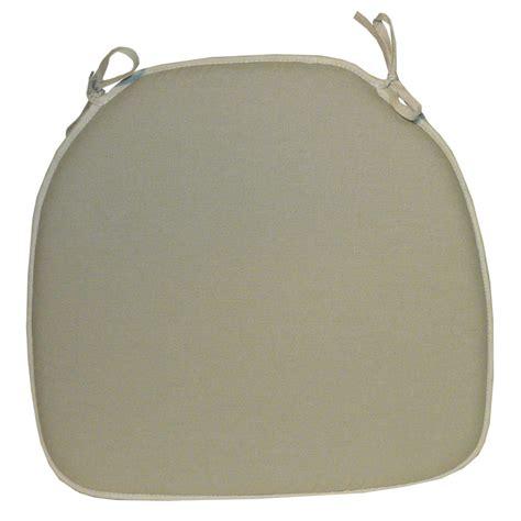 galette de chaise forme trapeze galette de chaise gris pas cher