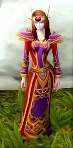 High Elf Sorceress - Npc