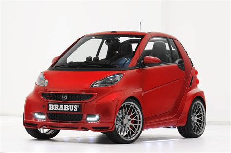 2018 Brabus Smart Fortwo Ultimate 120 Cabrio