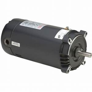 Sk1072 3  4 Hp  3450 Rpm New Ao Smith Electric Motor
