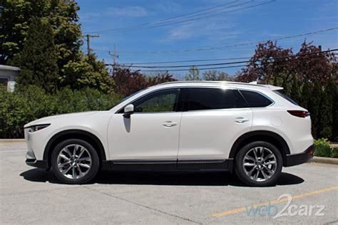 2017 Mazda CX 9 Grand Touring Review   Web2Carz