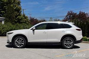 Mazda Cx 9 2017 : 2017 mazda cx 9 grand touring review web2carz ~ Medecine-chirurgie-esthetiques.com Avis de Voitures