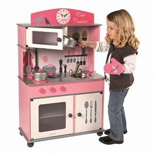 Cuisine Enfant En Bois : cuisine en bois enfants cuisine bois enfant sur enperdresonlapin ~ Teatrodelosmanantiales.com Idées de Décoration