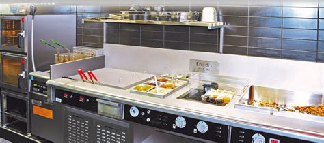 four de cuisine professionnel fabricant de cuisine professionnelle enodis
