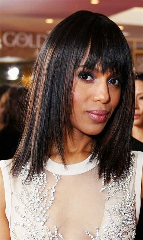 Black Hairstyles Bangs by 15 New Hairstyles With Bangs For Black
