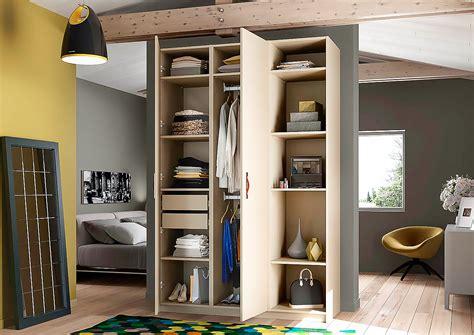 meuble penderie chambre armoire de rangement penderie sur mesure centimetre com