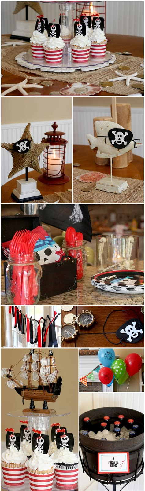 Southern Blue Celebrations Pirate Party Ideas