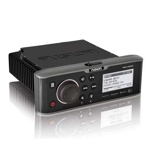 Stereo For Boat Dock by Fusion Marine Boat Stereo Ms Ud650 Uni Dock On Sale For