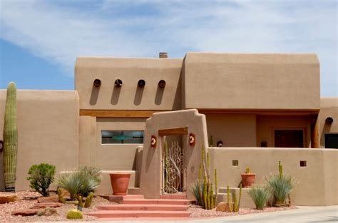 Pueblo Style From The Southwest