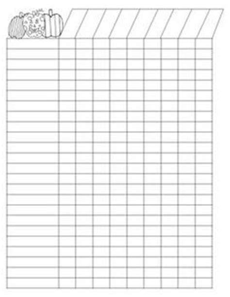 blank class list template finally  cute lesson plan