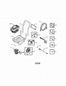 Troybilt Pressure Washer Parts