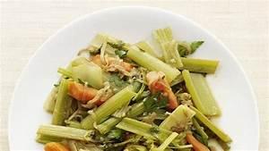 Braised celery | Recipes | Food Network UK