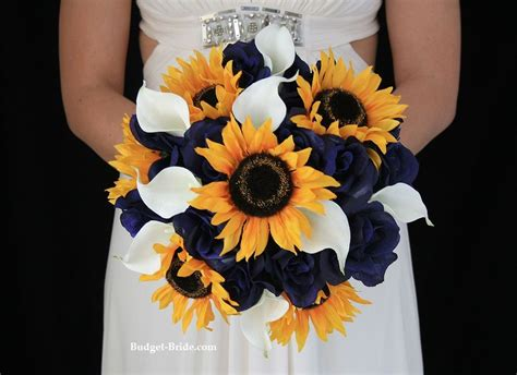 sunflower western wedding flowers dream engagement