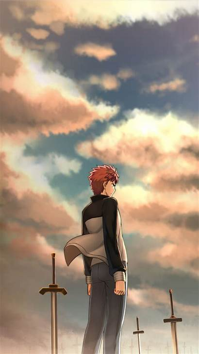 Unlimited Blade Works Fate Anime Stay Night