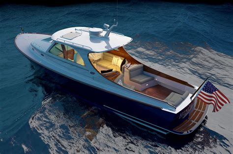 Hinckley Yachts President by New 34ft Motor Yacht Hinckley T34 With Launch Date In July
