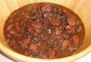 Feijoada soup recipe - feijoada dish cooking