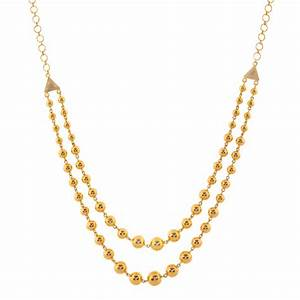 Gold Necklace Designs In 5 Grams With Price | www.pixshark ...