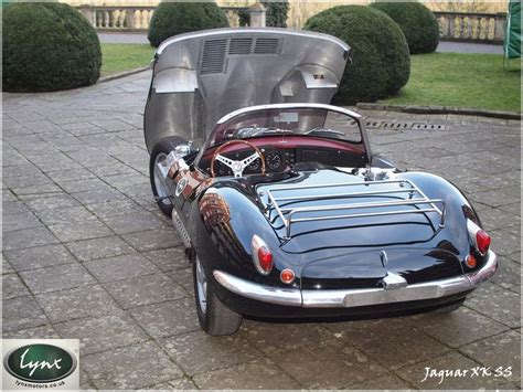 jaguar xkss proteus replica jaguar  type xk ss