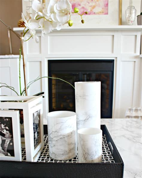 trendy faux marble decor    home  expensive