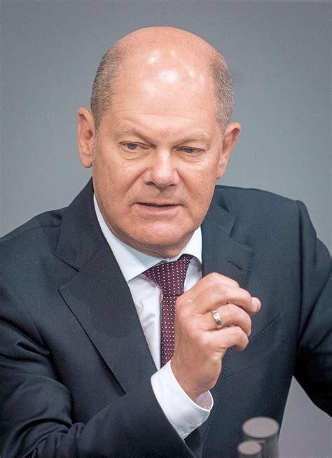 Bundesminister der finanzen, vizekanzler, kanzlerkandidat der spd. Olaf Scholz / Sozialdemokrat Und Wirtschaftsfreund Olaf Scholz Bremst Eu Digitalsteuer - März ...