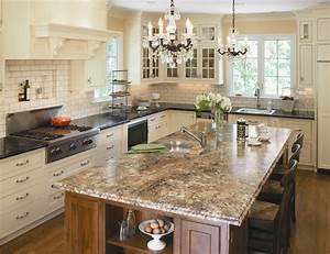 Beautiful, Believable Granite — 180fx™ Formica® Laminate