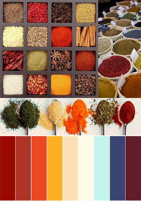 spice color 12 best images about color my world on