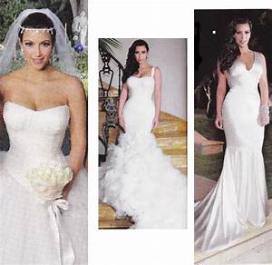17 best images about wedding dresses on pinterest kim With how much was kim kardashian s wedding dress