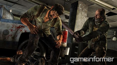 The Last Of Us Latest Build Analysis Visuals Locations