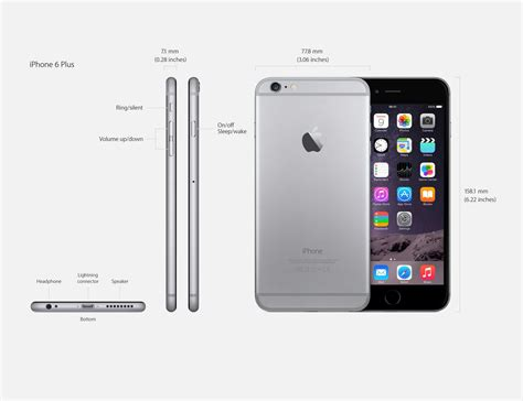 iphone 6 plus for apple iphone 6 plus 128gb space grey price in pakistan