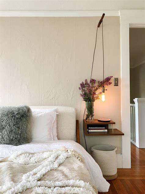 small nightstand hack  requires  floor space