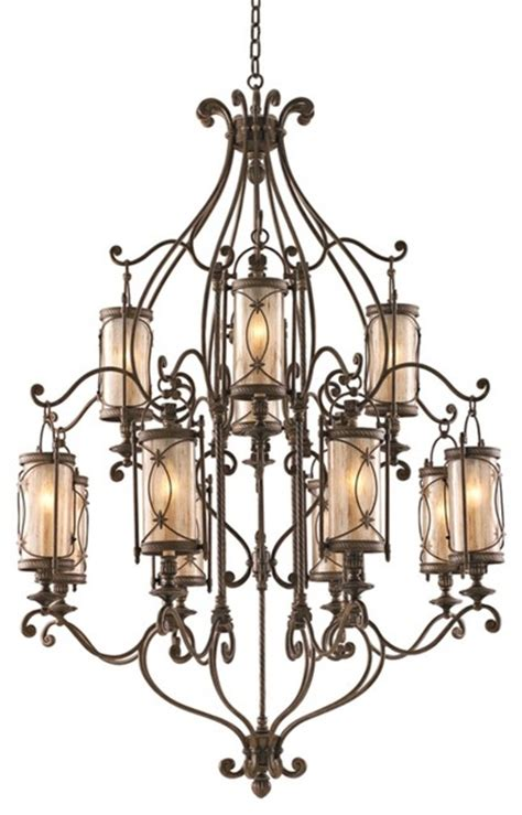 valais collection 43 quot wide large wrought iron chandelier
