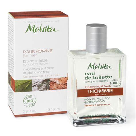 eau de toilette melvita les parfums bio pour homme le de la menagere ecolo