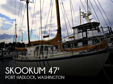 Tow Boat Us Port Hadlock by Skookum 47 Tradewinds For Sale In Port Hadlock Wa For